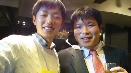 大学時代の先輩。今回指揮者として同じイベントに参加出来ました。嬉しかったです